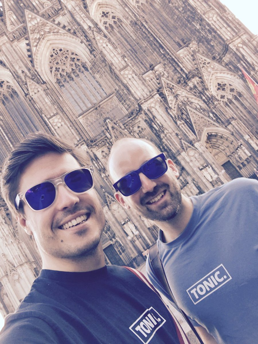 Meet Stefan and Johannes at #dmexco. For an appointment to talk about TONIC., your global Traffic Marketplace, DM us https://t.co/M3f2Mpj2Qn