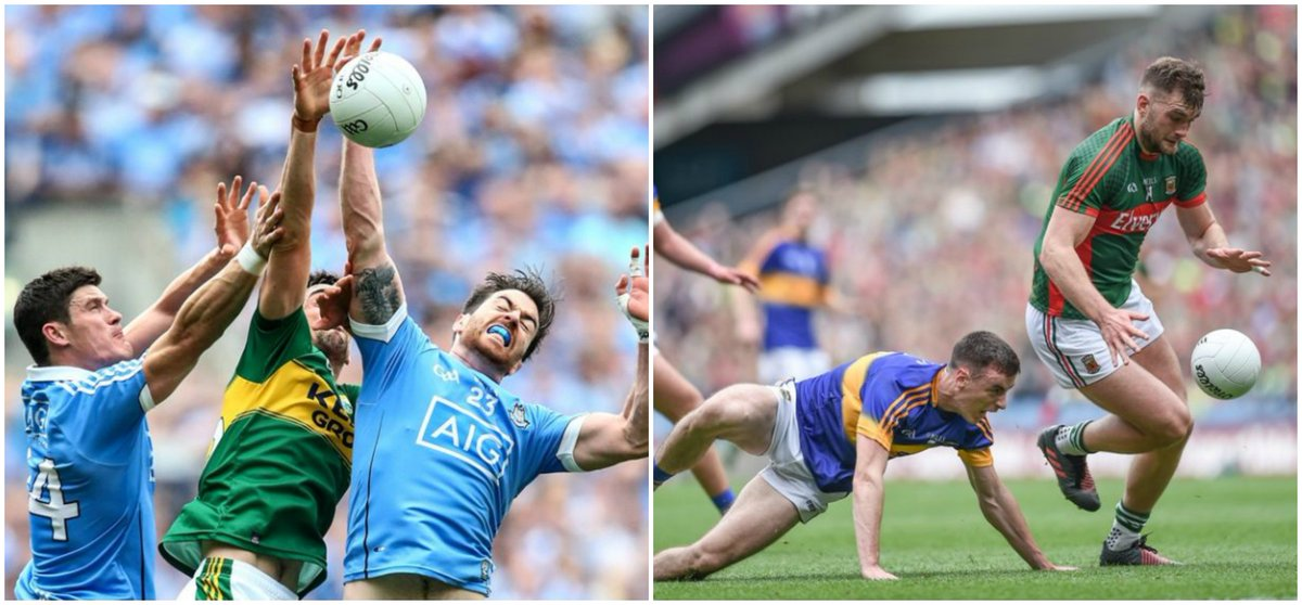 Only 4 days to go until the 2016 All-Ireland Senior Football Final. Read more; https://t.co/XuetCLyhNa #DUBvMAYO https://t.co/5bGV1wDlX0