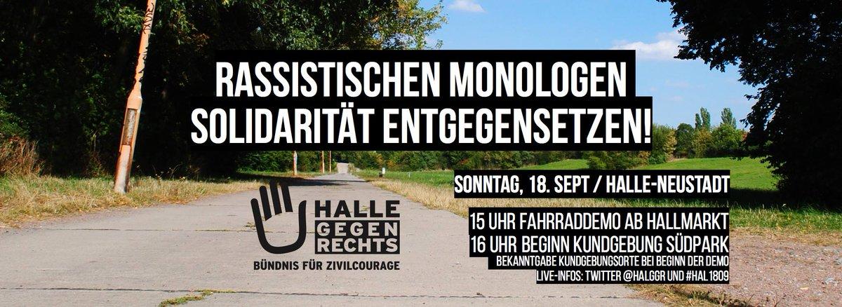 #Halle: Halle
