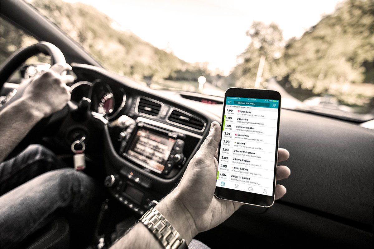 Introducing the new & improved GasBuddy! Read on for a message from our CEO, @waltdoyle - https://t.co/pRwQvdjqn6 https://t.co/61FKU15Fgp