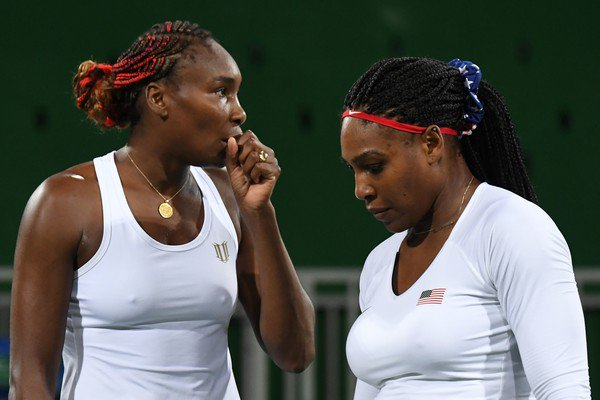 WADA Hack: The Williams Sisters Are No Maria Sharapova https://t.co/yuua2Mm1H8 https://t.co/8dxPswIIJx