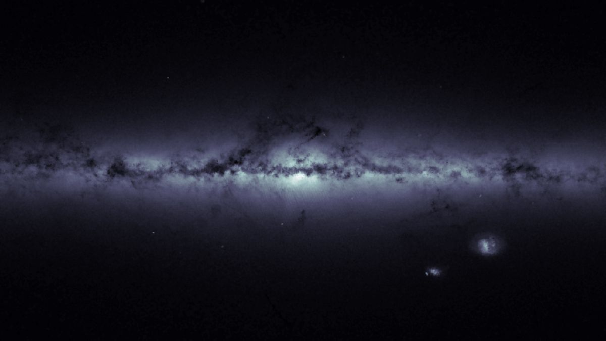 New 3D map of the galaxy is our most detailed look at the Milky Way yet https://t.co/4oQ9ZgRXTF https://t.co/wN2pAhSwMk