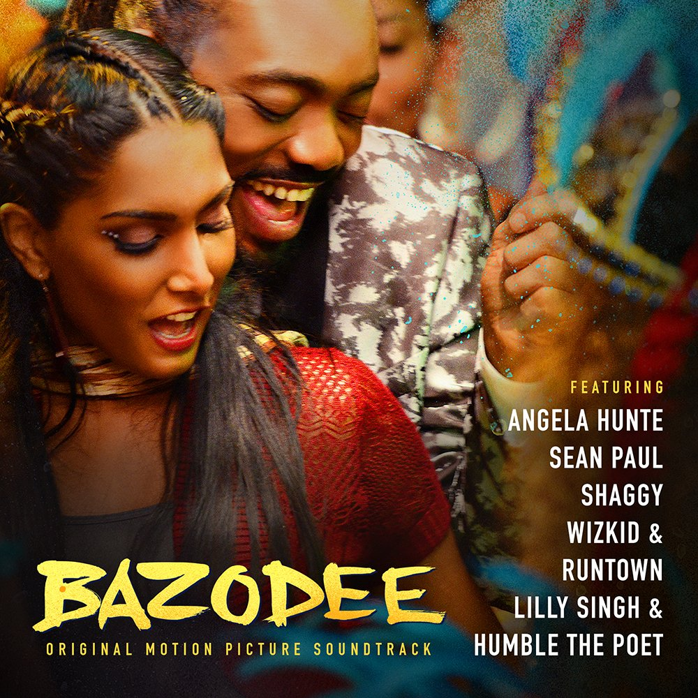 The @BazodeeTheMovie soundtrack is now available - Download or stream here https://t.co/z4CYaQLGIt #Soca #Film https://t.co/iQLVcf2ICn