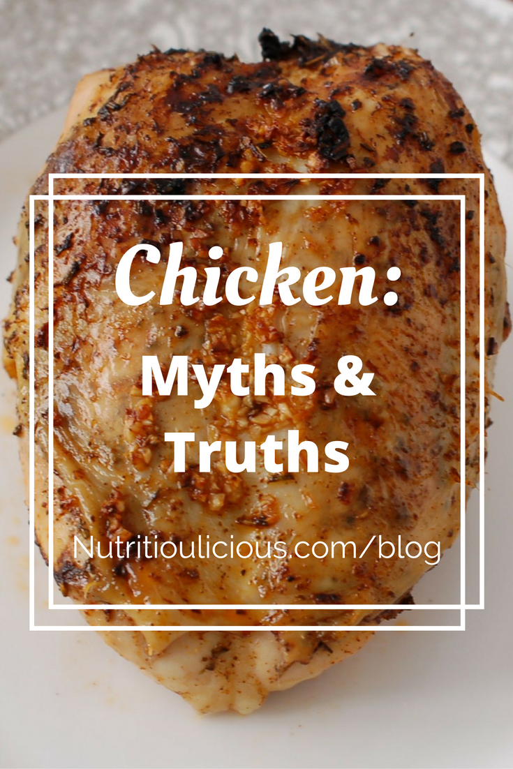 #AD: I'm dispelling 4 common #myths abt chicken today + 35+ chicken #recipes to enjoy!  https://t.co/3liZd2efk7 https://t.co/vNrQ2n9Slo