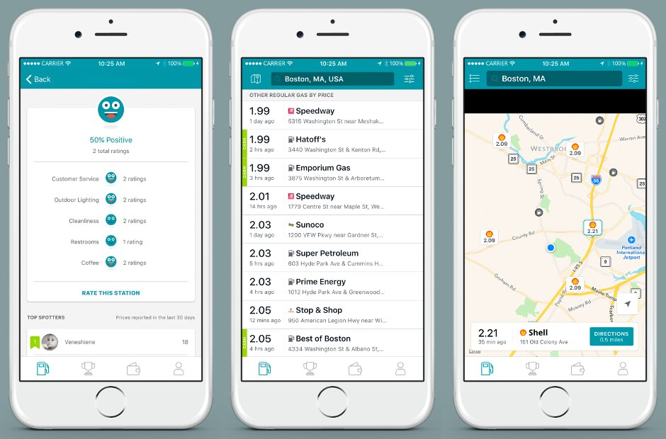 """What's """"app"""" with the new GasBuddy app? Check out the new features and how to use them: https://t.co/EQGt9kvlMv https://t.co/GNPxAnv5x3"""
