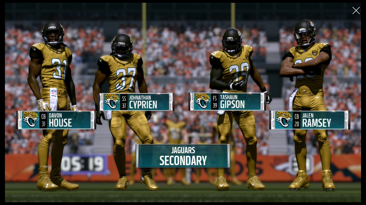 Nike color rush uniforms have been added to madden nfl 17. download now.  (image via  thebigtiglsu) 699cfe580