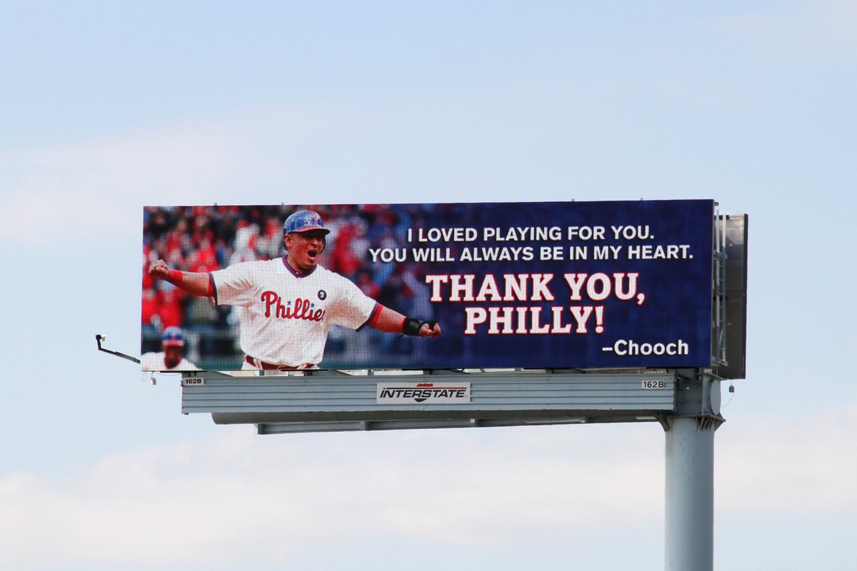 A farewell message seen on I-95: https://t.co/bpMg47XvEb