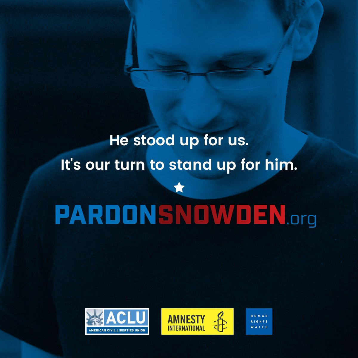 3 years ago he warned public of massive gov surveillance, time for Obama to #PardonSnowden https://t.co/BuMjcDZaJE https://t.co/OT1x3kUkmf
