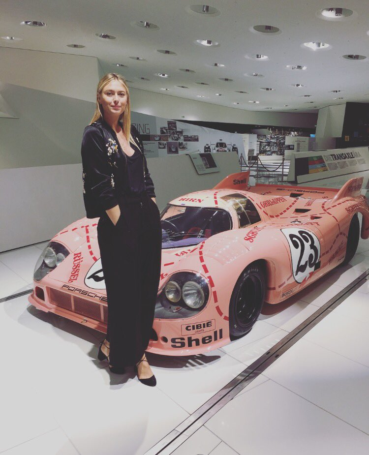 A night at the @Porsche Museum in Stuttgart. #SpecialMemories https://t.co/MTZptqLDqK