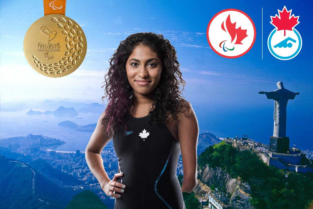 MEDAL ALERT: Gold for Katarina Roxon in the SB8 100m breaststroke in an Americas Record of 1:19.44 #GoCANADAGo https://t.co/o0MmpKL4FF