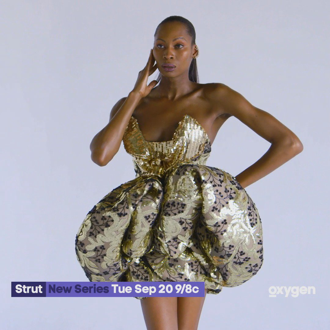 From Exec. Producer @WhoopiGoldberg, uncover the first transgender modeling agency—#Strut premieres Tuesday @ 9/8c. https://t.co/JS4LvTbSWh