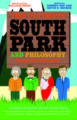 10 copies Ultimate South Park and Philosophy to give away! RT for chance to win #SouthPark20 https://t.co/3Z5sG02LBe https://t.co/NAfuWzW5Kz