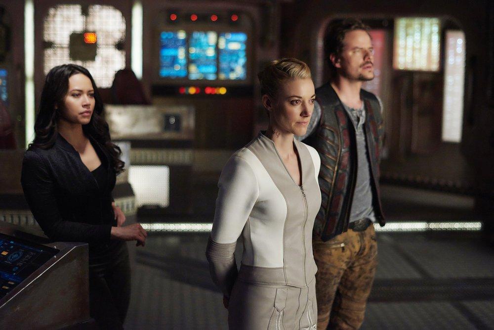 Preview: @Dark_MatterTV Season 2 Finale - Betrayal, Androids, Cliffhangers https://t.co/3adTthjxpP https://t.co/Mz3aBNHyoj