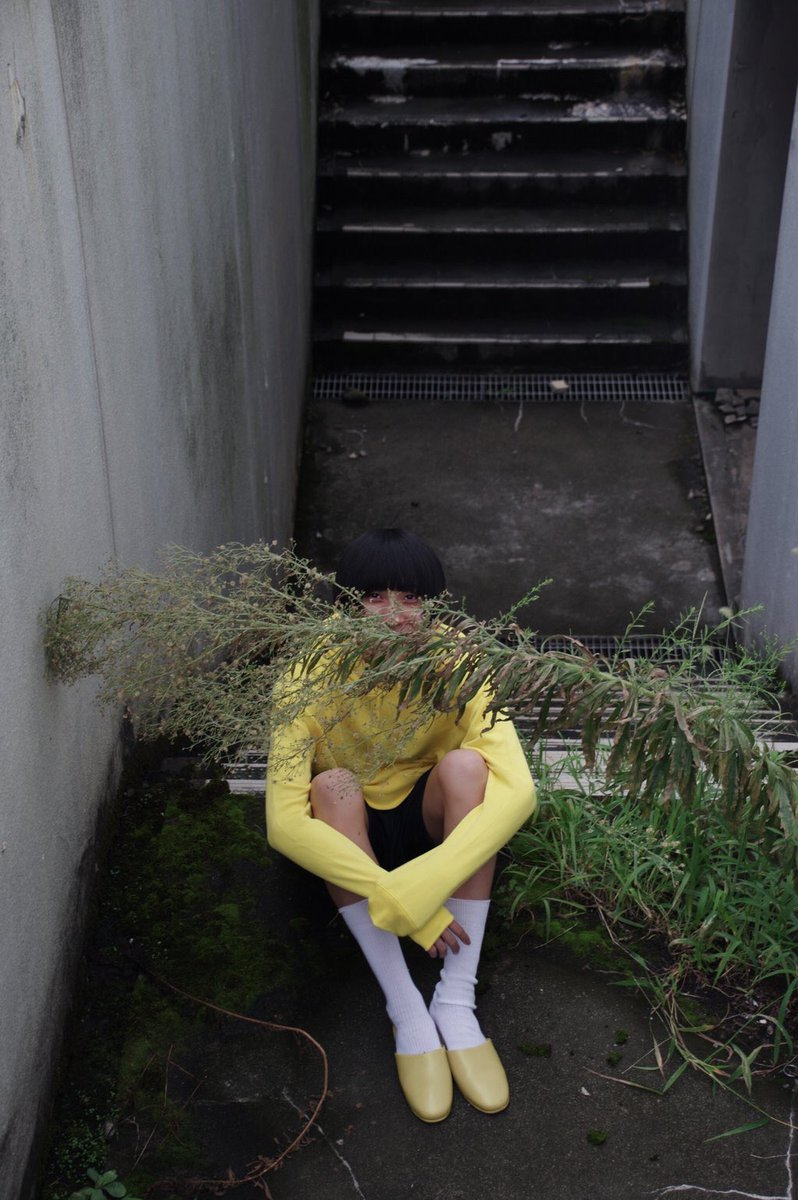 しらけた街・彼の居場所は、#photography #おそ松さん #十四松model:kakeru(@_uminotsu