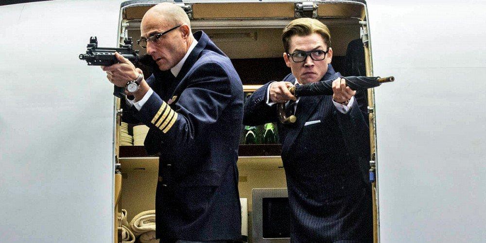 人気作第2弾「Kingsman: The Golden Circle」の撮影が終了。エージェントのエグジーと教官マーリンがアメリカのスパイ組織ステーツマンに赴く。ガラハットことハリー・ハートも再登場。チャニング・テイタムが新規参戦。 https://t.co/PJo27601Q7