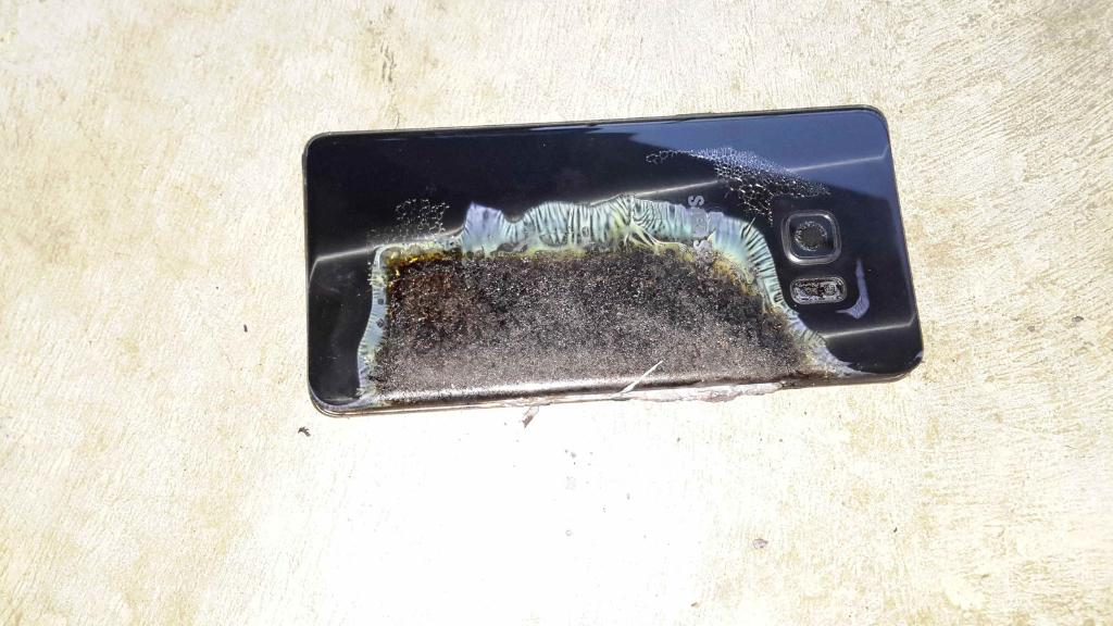 A breakdown of how Samsung Note 7 phones are catching fire | Scoopnest