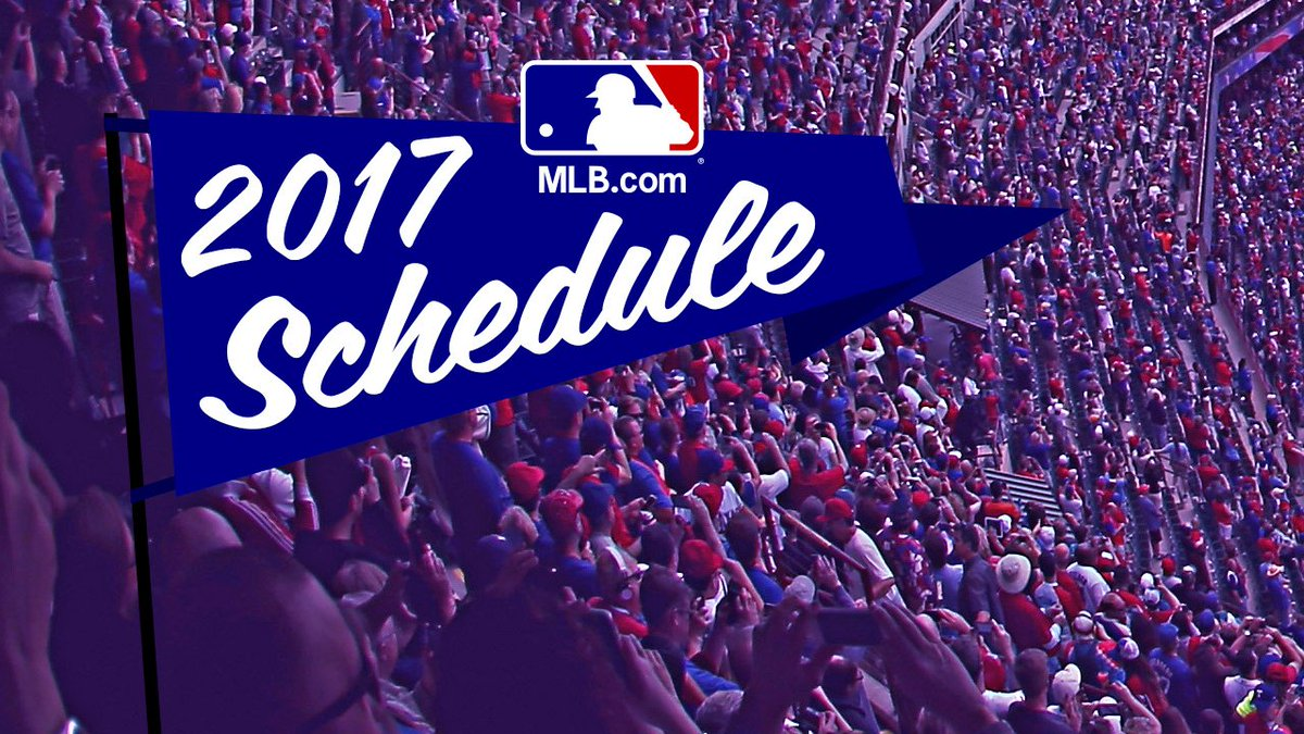 Save these dates: #MLB releases 2017 #RedSox schedule https://t.co/hgtGKX96cn https://t.co/SQKfaxGhk3