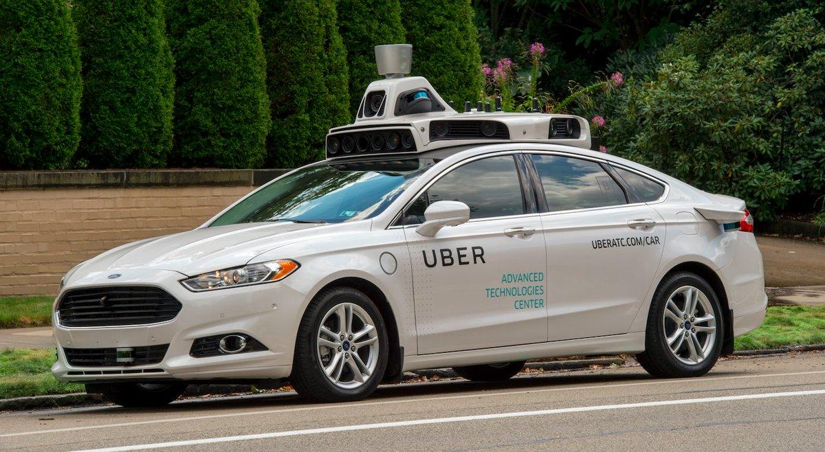 "Uber Drivers (2015): ""Haha, dumb taxi drivers."" Uber Drivers (2016): ""Oh... shit..."" https://t.co/ciTXGzf0Xj"