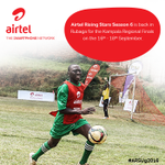 #ARSUg2016 #TheSmartPhoneNetwork @Airtel_Ug RT Jag: #ARSUg2016 Get sentenced to the best footballing action at … https://t.co/7Z4I2RXnCt