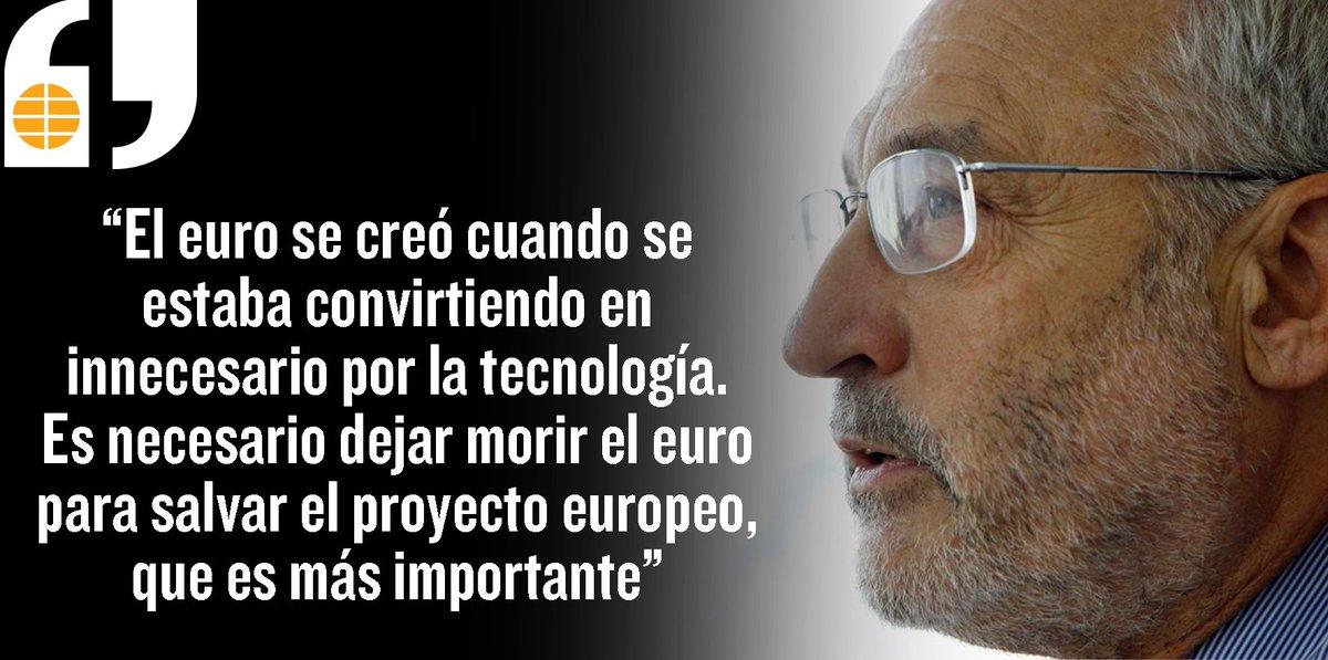 Resultado de imagen de El Euro no es un Proyecto Europeo