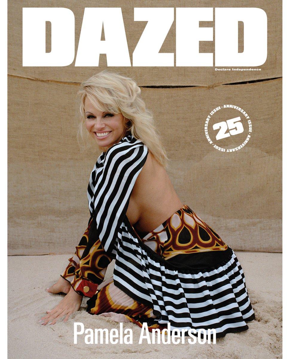 Happy 25th Birthday Dazed! #DAZED25 https://t.co/iRsN6nuuWV