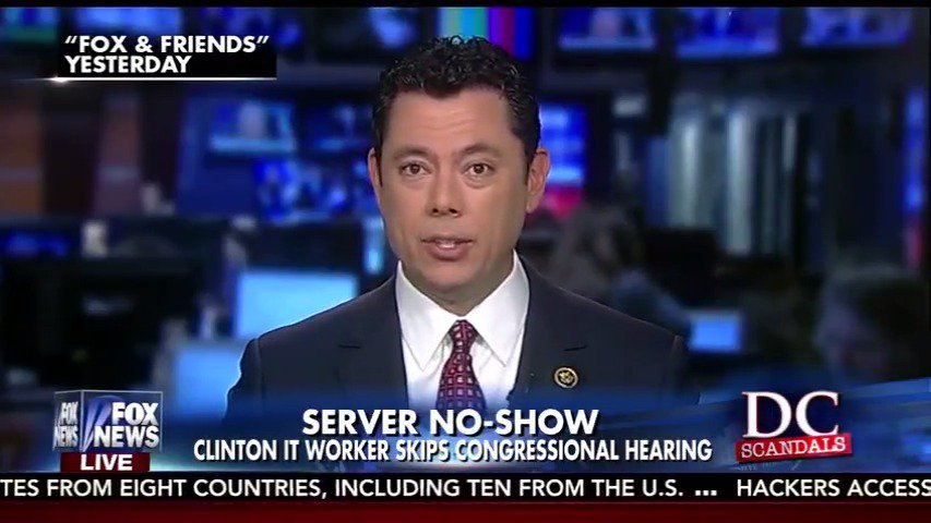 .@JudgeNap: The evidence of Sec. Clinton's failure to safeguard state secrets is overwhelming. https://t.co/FvWT4YGx3D