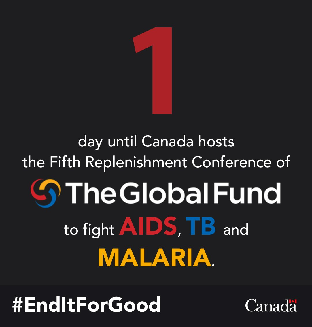 Tomorrow, the world will have the opportunity to take a stand and end these diseases. Join us to #EndItForGood https://t.co/72zxgwsE2f
