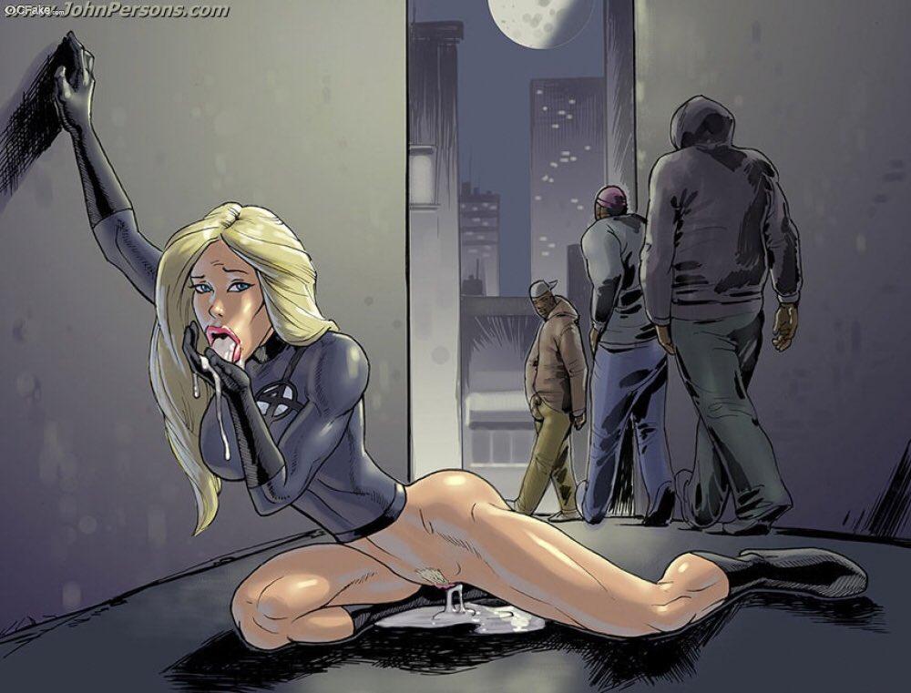 невидимая леди порно