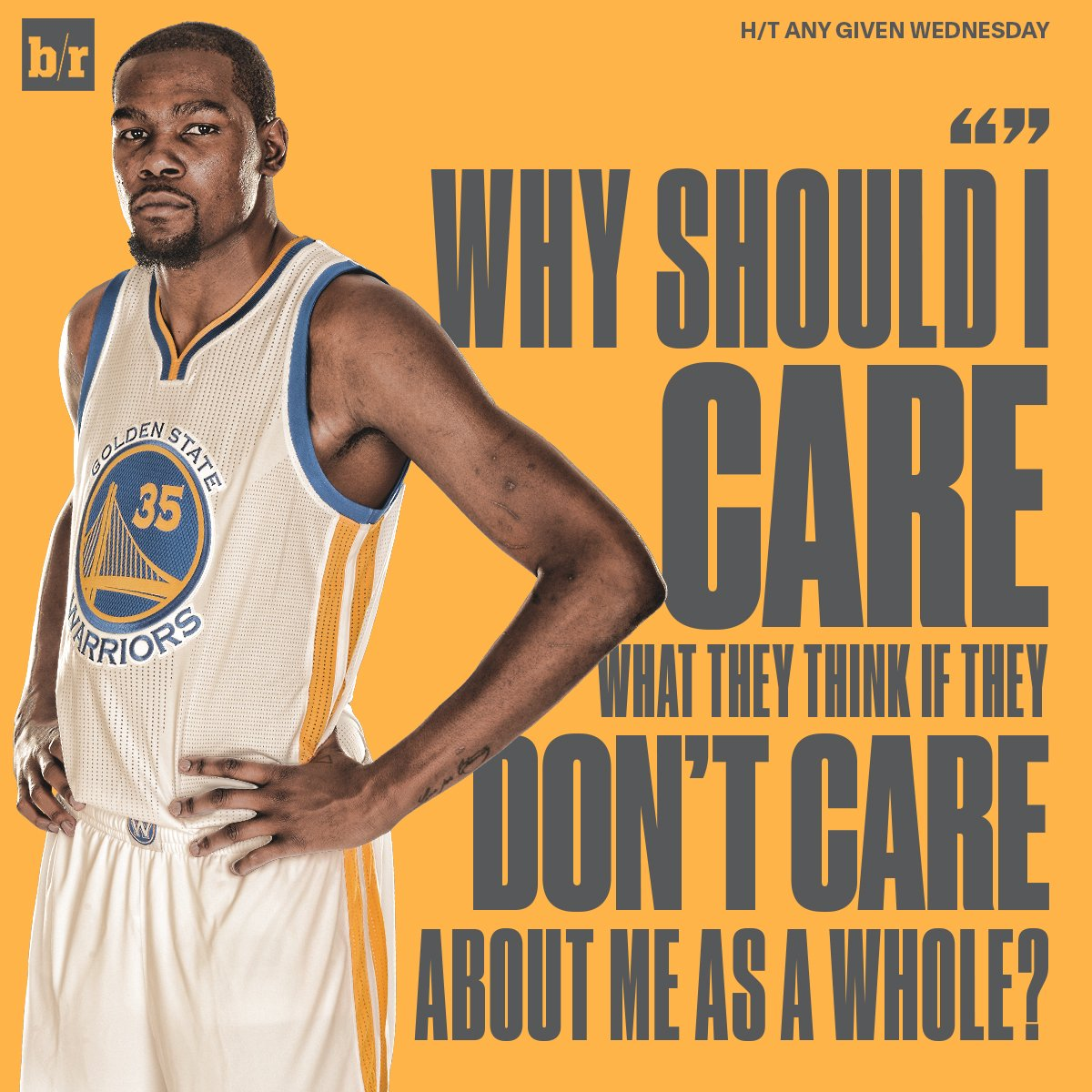 Kevin Durant Quote Kevin Durant Responds To His Haters  Scoopnest