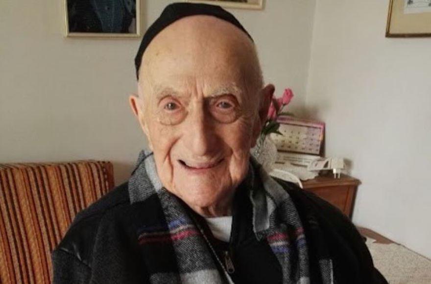 Holocaust Survivor & World's Oldest Man Plans to Celebrate Bar Mitzvah 100 Years Late https://t.co/VhwTardMHb https://t.co/ZkzYuOCmVx