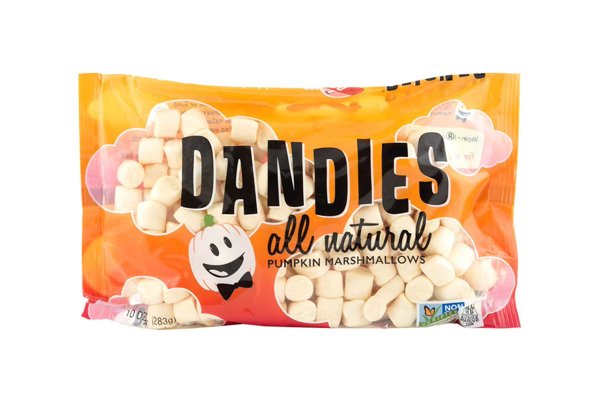 Pssssttt.....Pumpkin Dandies are now available at @VeganEssentials and they ship worldwide! #thehypeisreal https://t.co/J5oPoTK9IC