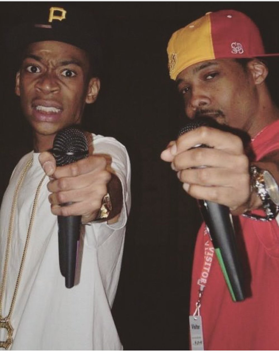 2009 #TBT ... Hold ya real friends down ... Loyalty has no price when it's all love https://t.co/r6ppMQxDif
