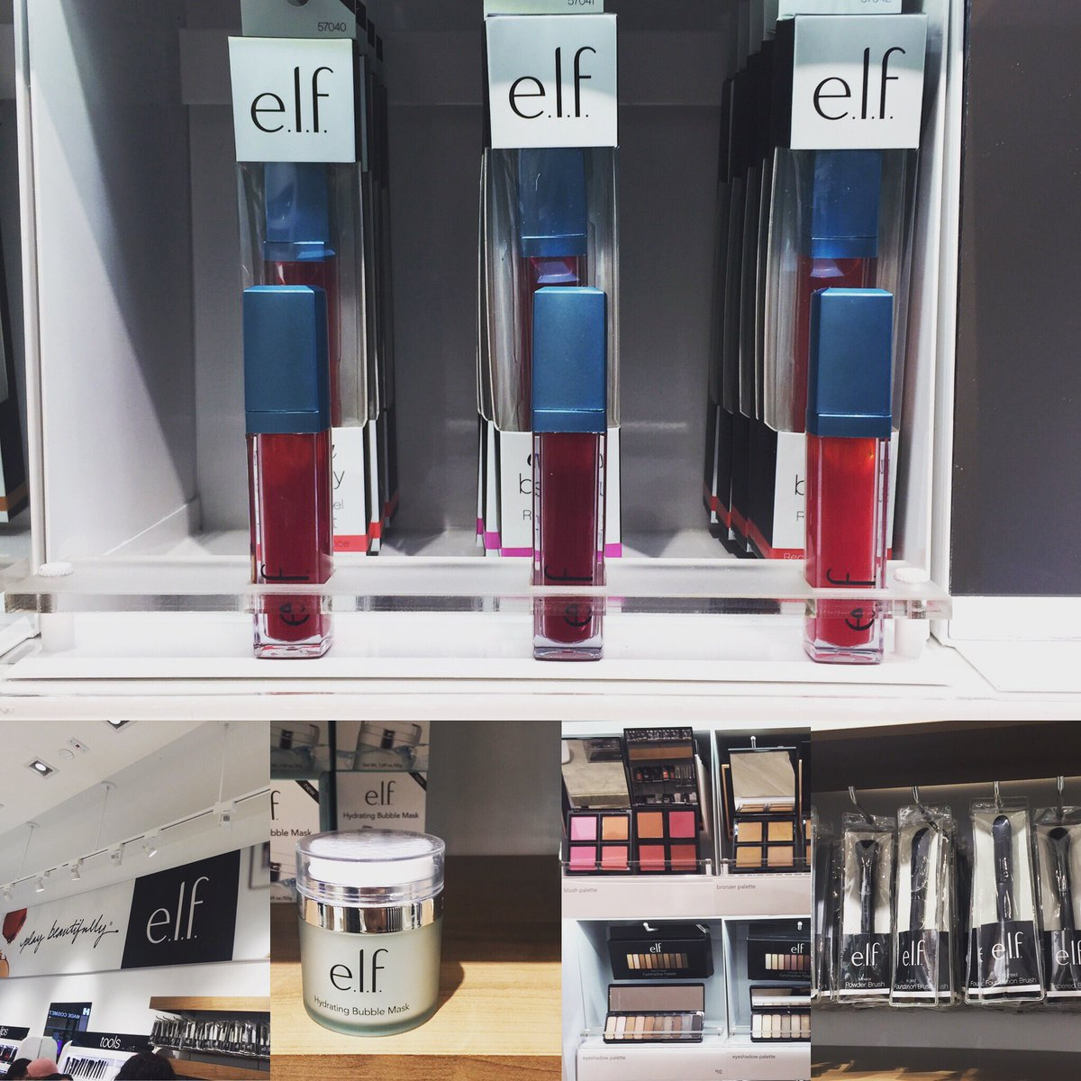 The @elfcosmetics store @WestfieldFS is finally open. My favorite Mineral Powder Brush is only $3!! #shopbeautifully https://t.co/LwAqOIoa7V