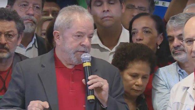 Lula: Inventaram uma mentira e a tornaram uma verdade aos olhos da opinião pública https://t.co/kLmQj1HL2T https://t.co/5URewjpMyQ