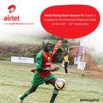 #ARSUg2016 Kampala come watch the Airtel Rising Stars Kampala Regional Finals on 16th – 18th Sept at Wankulukuku. https://t.co/0ufeIjbNxY