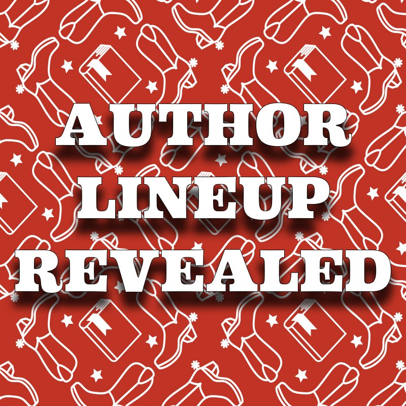 Announcing the 2016 #txbookfest author lineup: https://t.co/zIr0HYlLu0 #texas #books #yeehaw https://t.co/0v1Vpv2UkQ