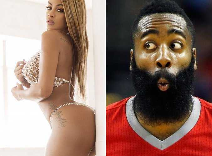 from Ruben who has james harden dating