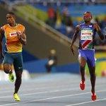 Com Felipe Gomes e Daniel Silva, Brasil é prata e bronze nos 200m