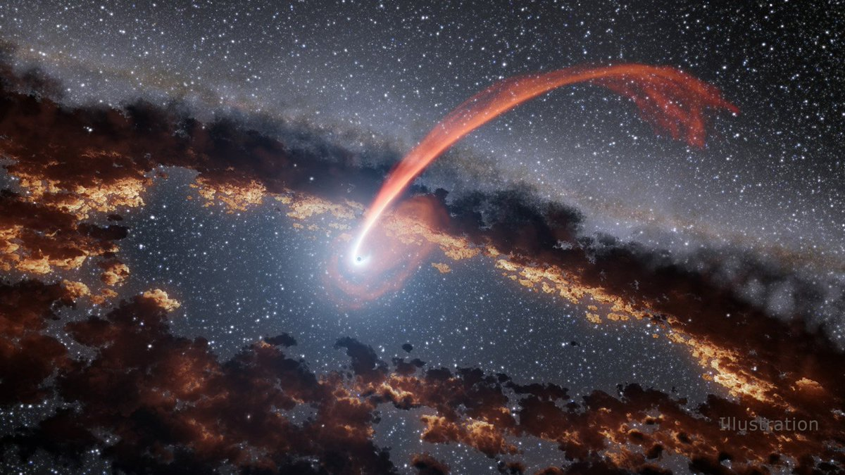 "Slurp! WISE detects ""spaghettified"" stars being eaten by #blackholes https://t.co/M6SrPc3smZ https://t.co/K7Aog05s1k"