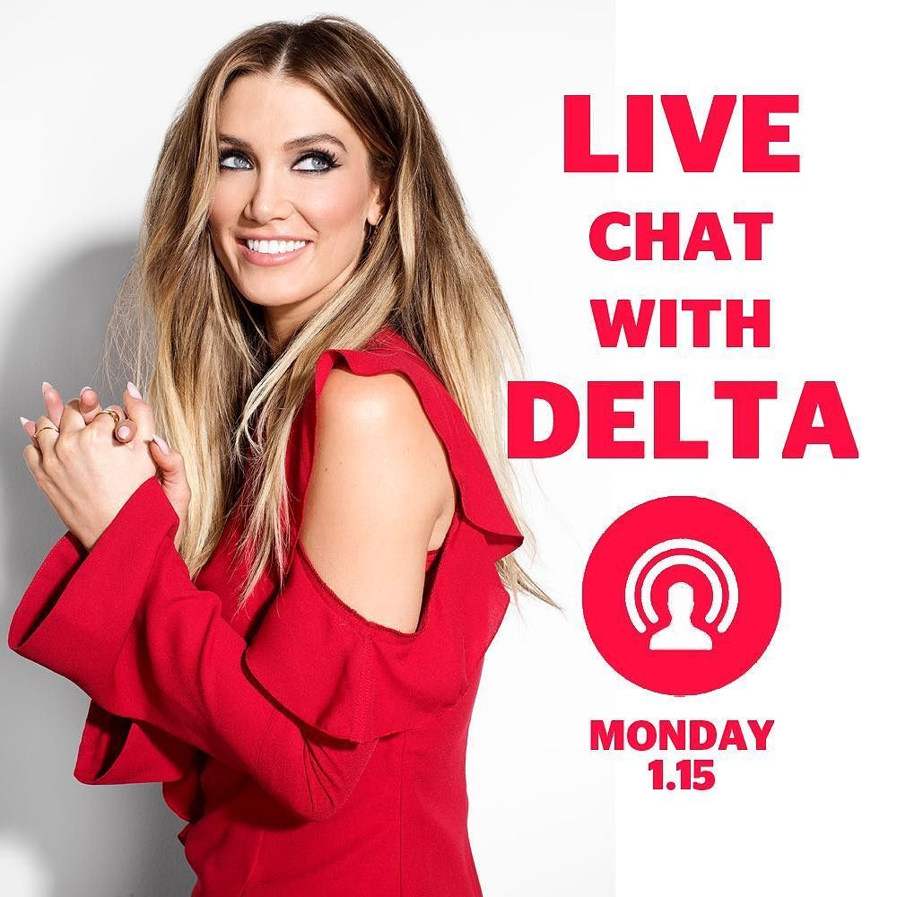 Join us on Monday! https://t.co/8ybtXeyFEk #deltagoodrem #live #chat #fans #tv2nz https://t.co/7nyi7307h3 https://t.co/fXGyBWw7M2