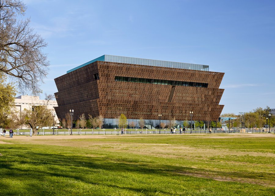 Take a peak into the National Museum of African American History and Culture https://t.co/xM4pwdjQkv https://t.co/8g9JFq9a3J