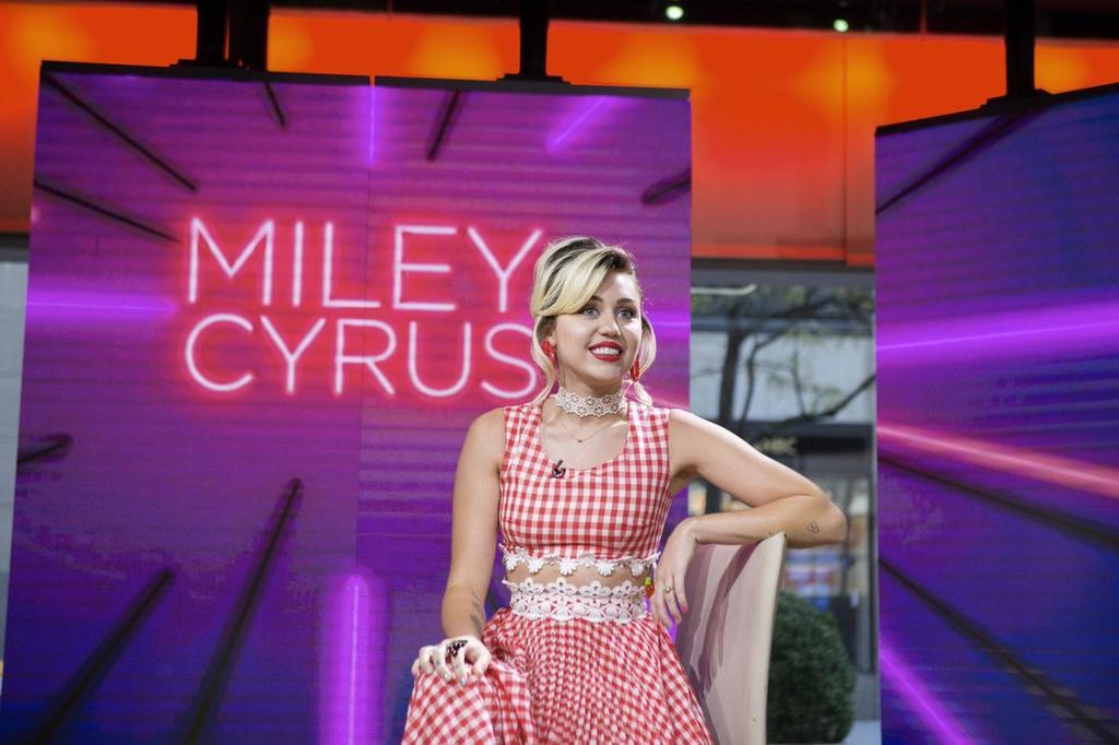#MileyOnToday: Miley On Today