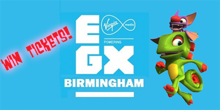 Wanna win tickets for two for @EGX Birmingham on the 24th & 25th? Then enter here: https://t.co/7enM1eBrYf #EGX2016 https://t.co/HZuDGkCfUT