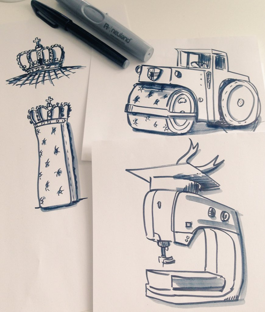 #todaysdoodle for a new Client #graphicrecording #practice https://t.co/qtfBgHHrh4