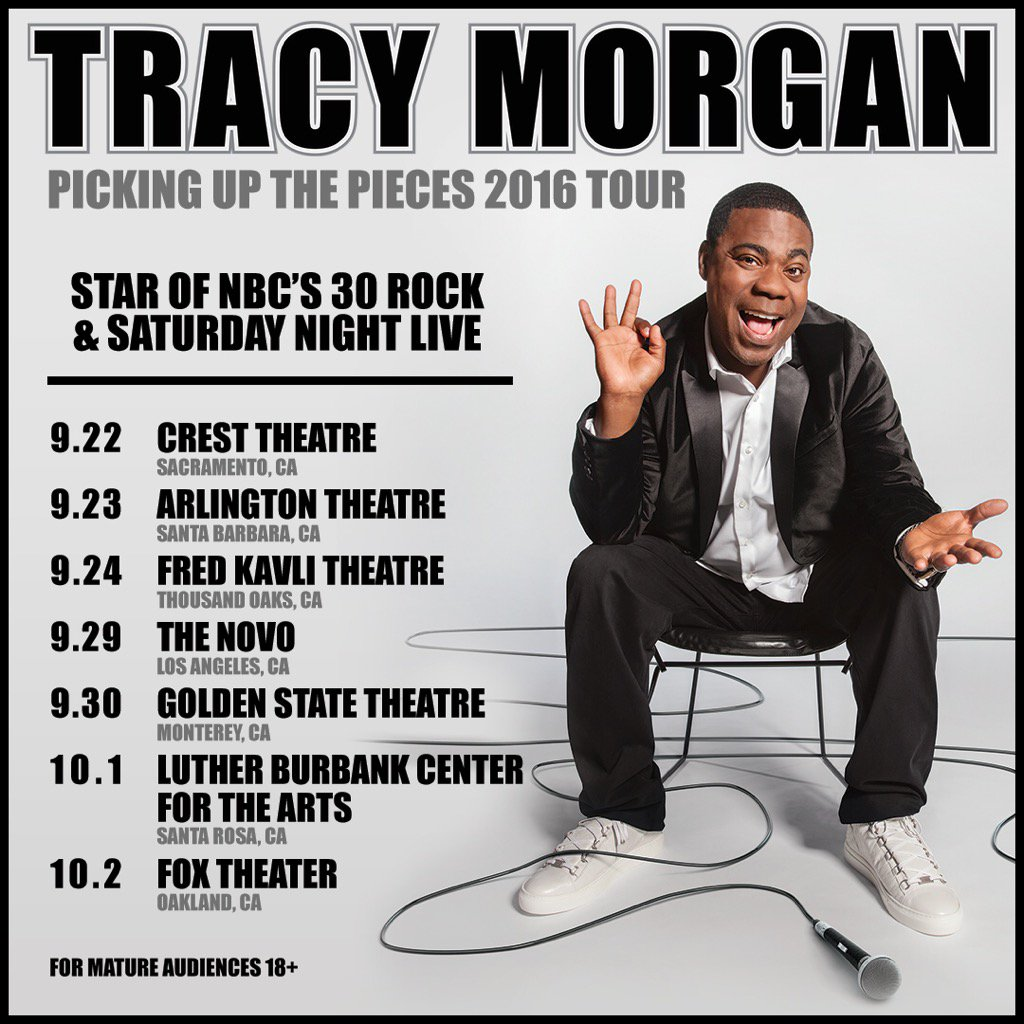 #California I'll be up and down you the next two weeks! Come see me! #pickingupthepieces https://t.co/avCk1S4LB8