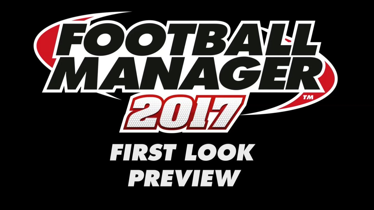 Here it is. Your first look at what's to come in #FM17