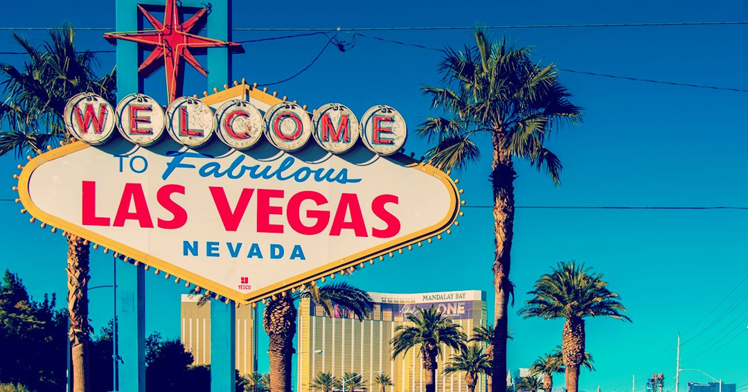 Retweet if you wish you were in Las Vegas right now!