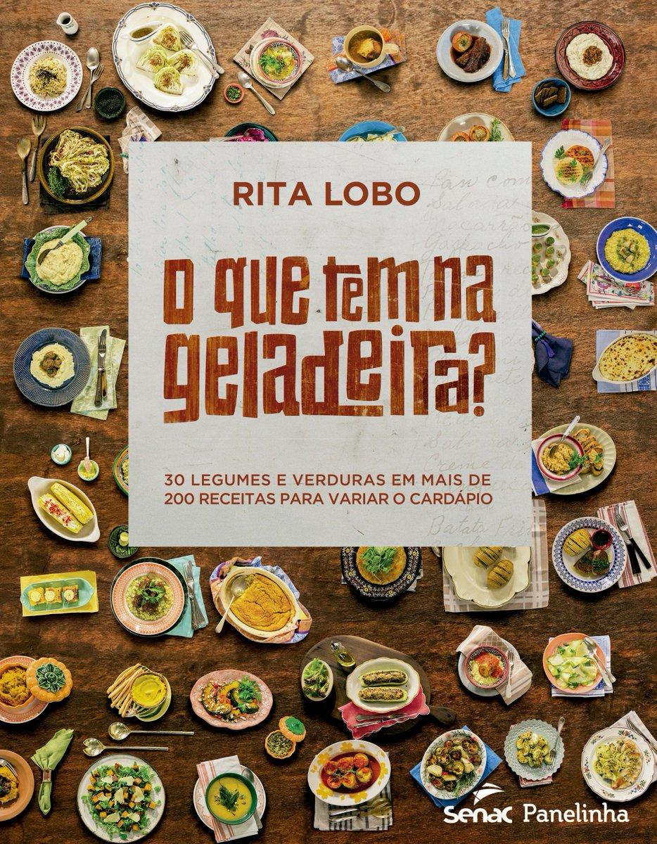 Já tem o meu novo livro? Não? Então clica neste link esperto: https://t.co/byff8MCl2L #ComidadeVerdade #RitaLobo https://t.co/NrpqiRKPEx