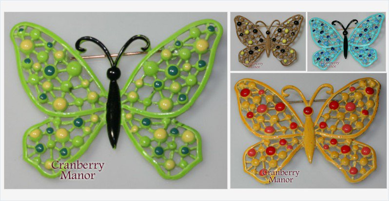 #Vintage #Hedison #Butterfly Brooch - Many Colors! #Designer #Jewelry #TeamLove #VogueTeam https://t.co/ojLJ3lEVnX https://t.co/ByuB6MNNP8