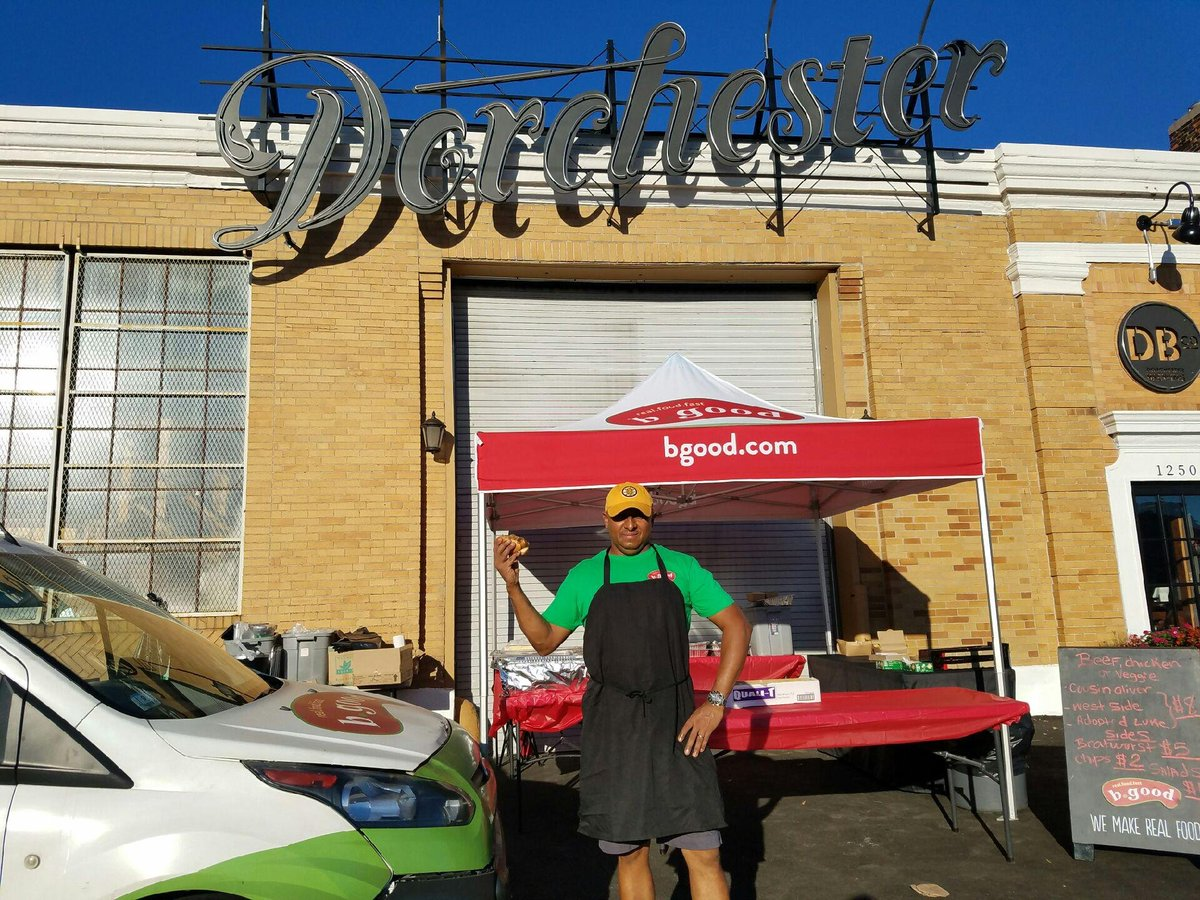 We've got $2 brats for the first 50 people tomorrow @DorchesterBrew. Come celebrate Oktoberfest with us! https://t.co/3D6kZLXCIA